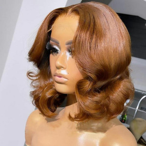 Wow! Look At This! Who Want To Slayyyy? Breathable Lace Virgin Human Hair 13x6 Lace Front Wigs Pre Plucked  (w757)