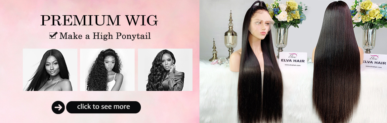 premium long hair wigs
